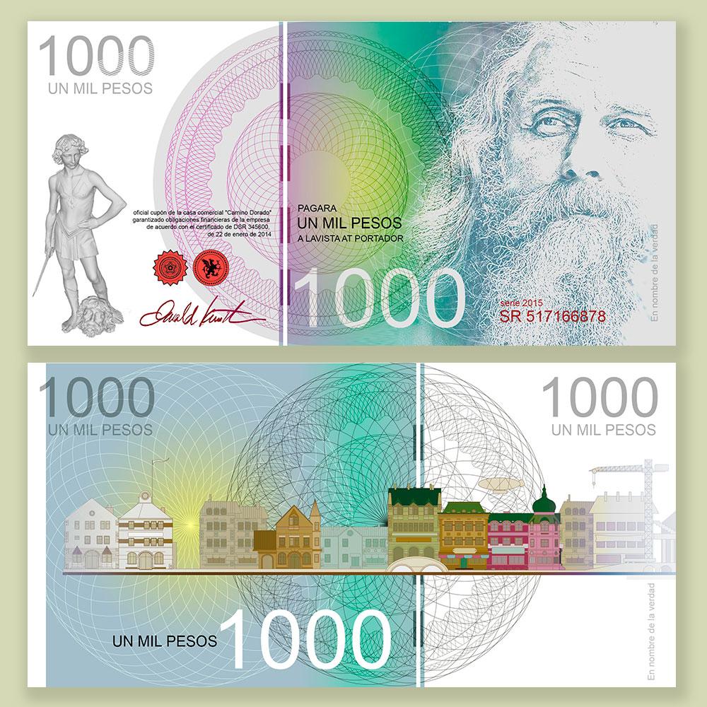 Дизайн денег :)