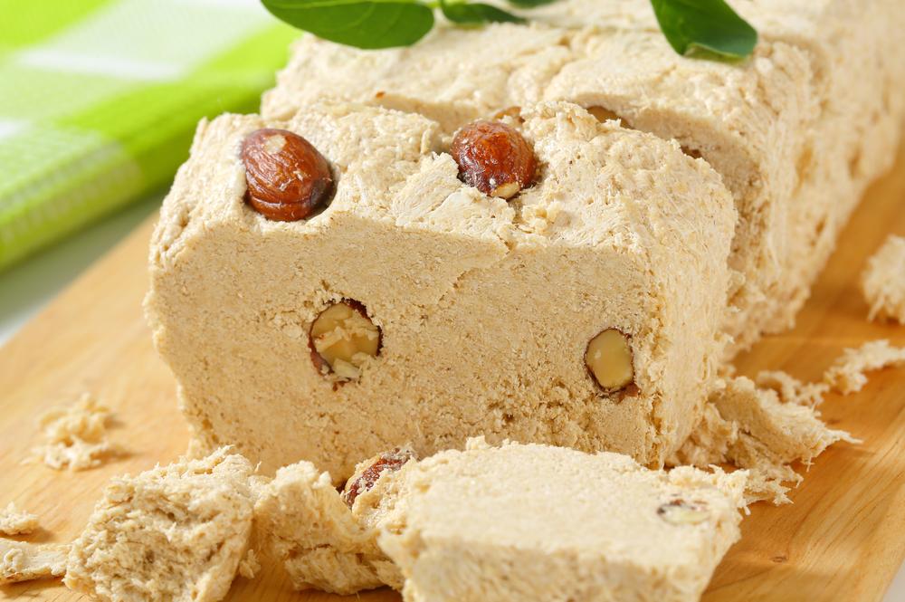 Халва премиум-класса ручного вымешивания. Подсолнечная, арахисовая, кунжутная. От 47р