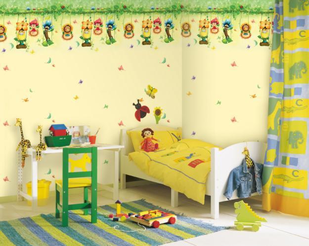 Сбор заказов. Детские коллекции уникальных дизайнерских обоев из Кореи. Новинки 2015г! Качество, экологичность, уникальный дизайн (Hello Kitty, Disney). Оригинальные обои для спальни, кухни, гостиной. Выкуп-3.