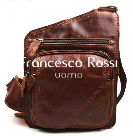 Сумки для настоящих мужчин! F r @ n c e s c o R o $ $ i (Италия) - стильные сумки, портфели, рюкзаки, кошельки. Все их натуральной кожи! Эталон стиля. Предновогодний сбор! Выкуп 3/15.