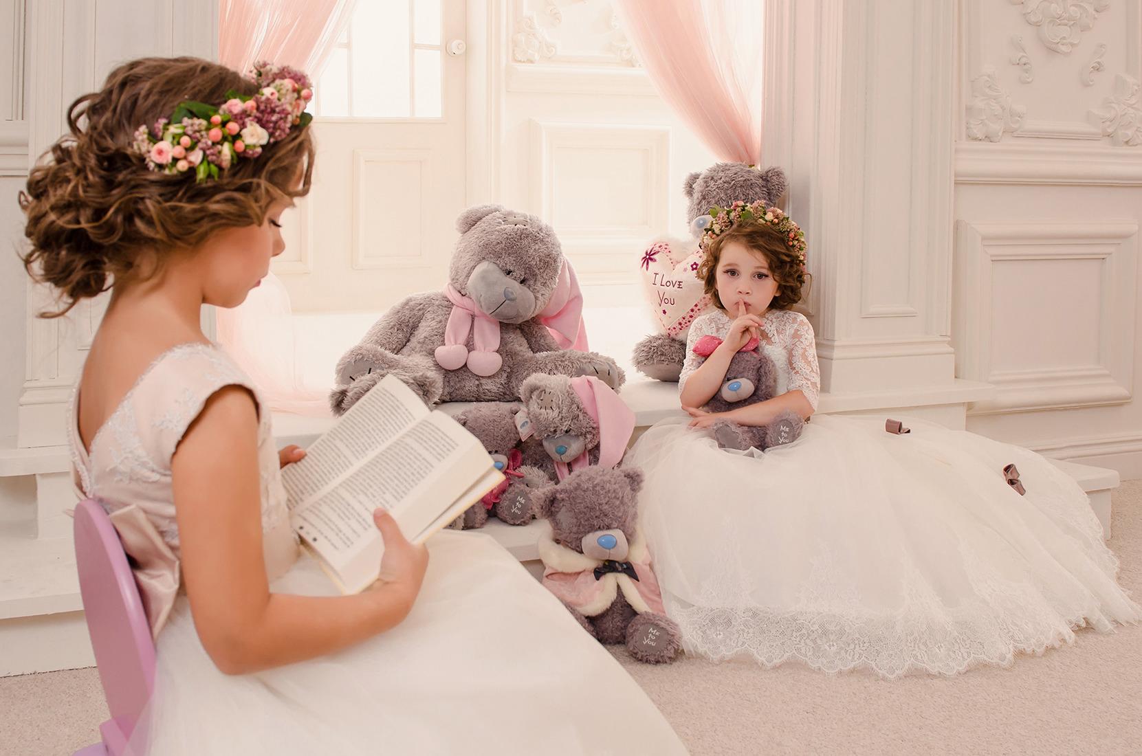 Сбор заказов. Сказочно-красивые платья для наших принцесс на День Рождения, утренник, выпускной, свадьбу.