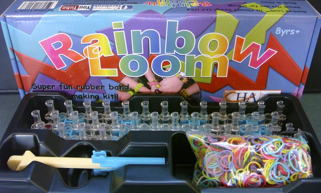 Сбор заказов. Наборы для плетения браслетов из резиночек Rainbow Loom (100% оригинал) а также украшения для девочек в