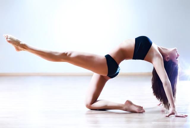 10 эффективных упражнений при целлюлите