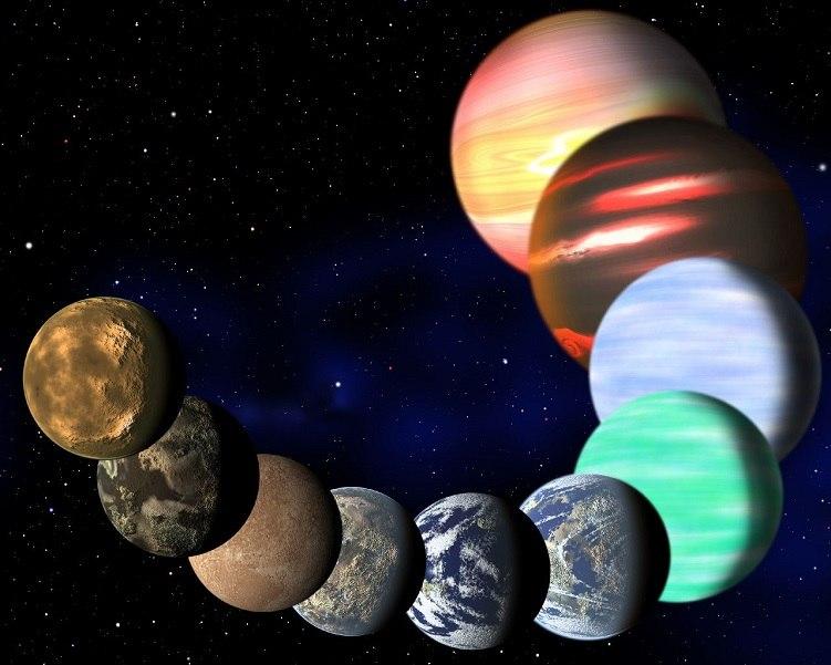 Малый парад планет: смотрите утром 10 октября