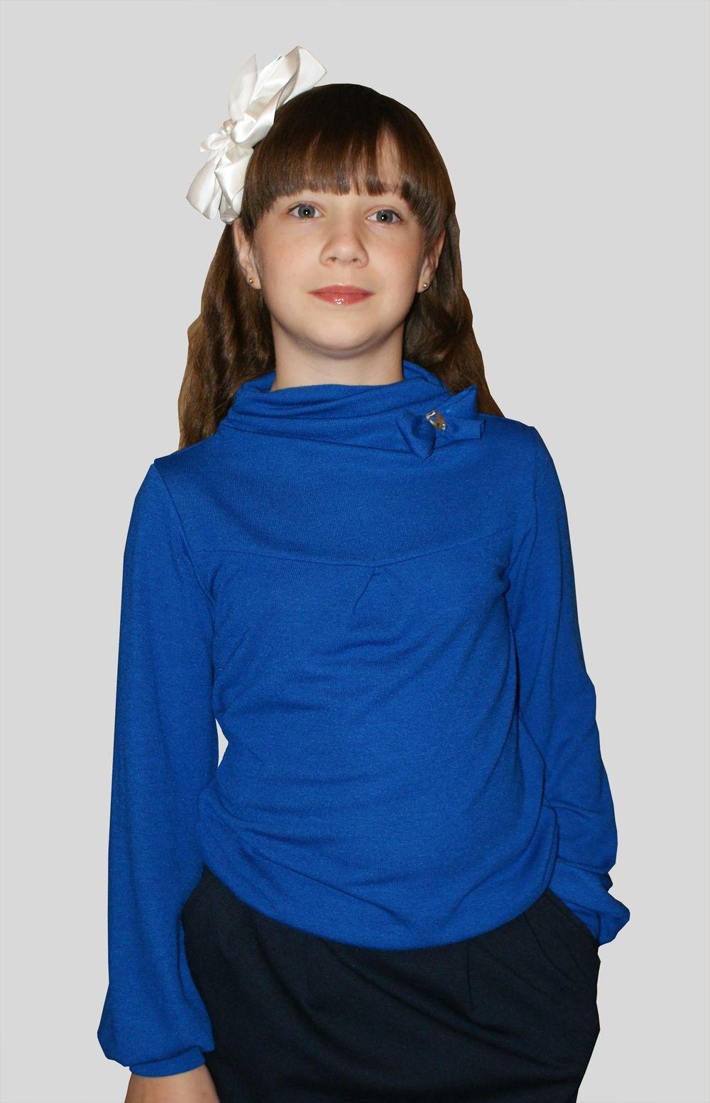 Сбор заказов. М@ттiель-16. Новая коллекция Осень/Зима. Модельки синего цвета. Есть Распродажа! Нарядные блузки для школы от 295руб. Любые размеры от 98 до 158 роста без рядов.