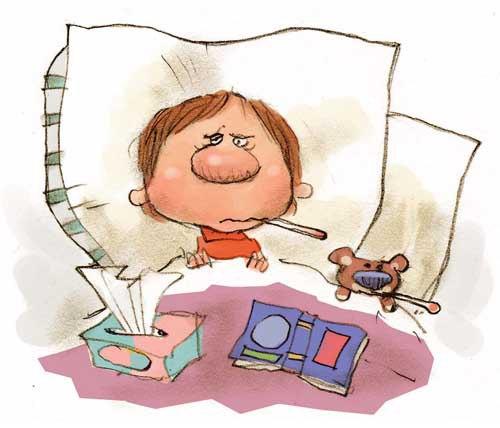 10 способов пережить период простуды и гриппа без потерь