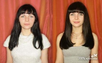 Маска с эффектом ламинирования волос! СУПЕРСКАЯ