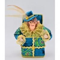 Новогодняя ярмарка: символ 2016г., венецианские куклы, поющие и музыкальные игрушки, гирлянды и многое другое! Готовимся к новому году! Выкуп 1