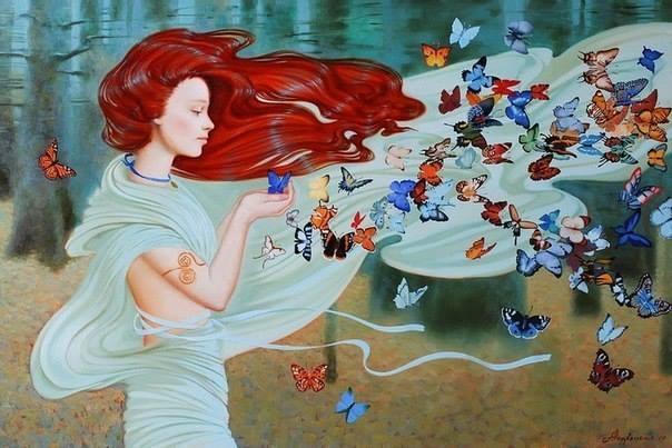 Мир потрясающе красив, он чистое наслаждение, в нем нет ничего неправильного. Что-то неправильно внутри Вас, не в мире. Отбросьте Вашу неправильность, не отвергайте мир.
