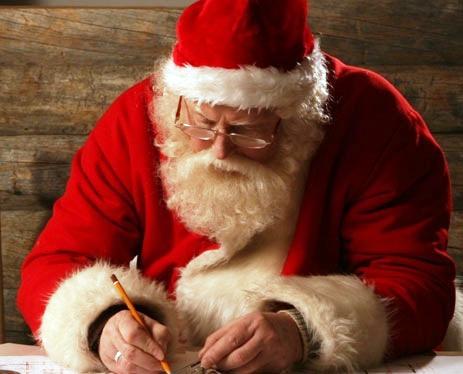 Налог от Деда Мороза