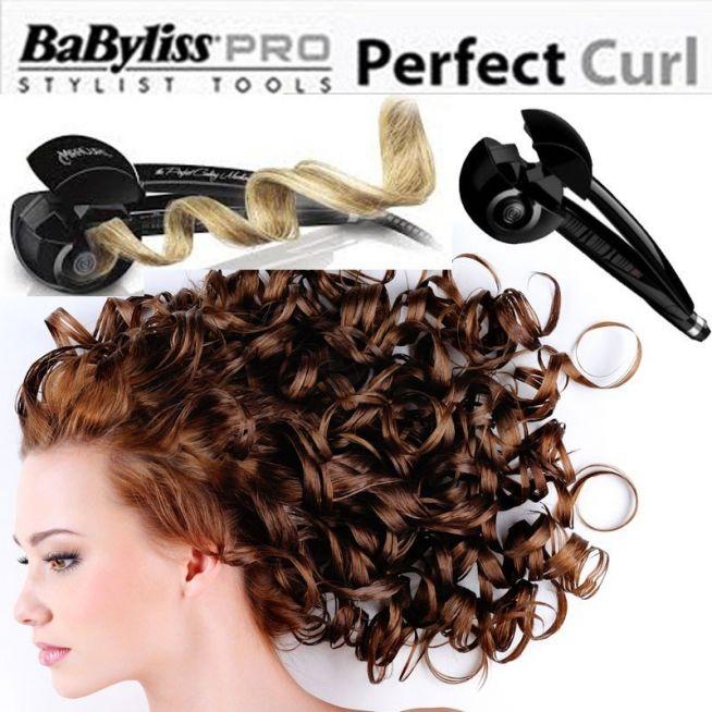 Сбор заказов. Акция 1590 рублей .Профессиональный стайлер Babyliss Pro Perfect Curl - 11 закажите прямо сейчас, и завтра вы уже будете завивать потрясающие локоны!