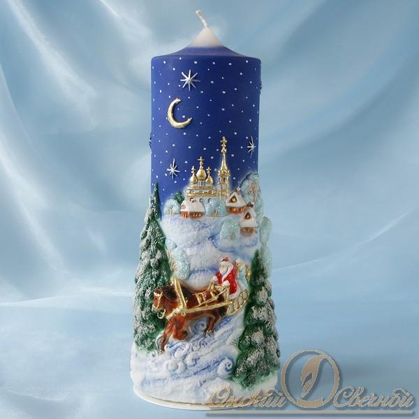Зажги свечу и загадай желание. Декоративные свечи: символ 2016 года, мигающие свечи хамелеон, свечи ручной работы, в
