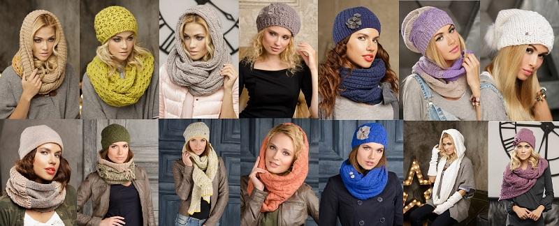 Supershapka-17. Потрясающие шапки, береты, капоры, снуды, капюшоны, комплекты, шарфы, варежки. Для мужчин, женщин