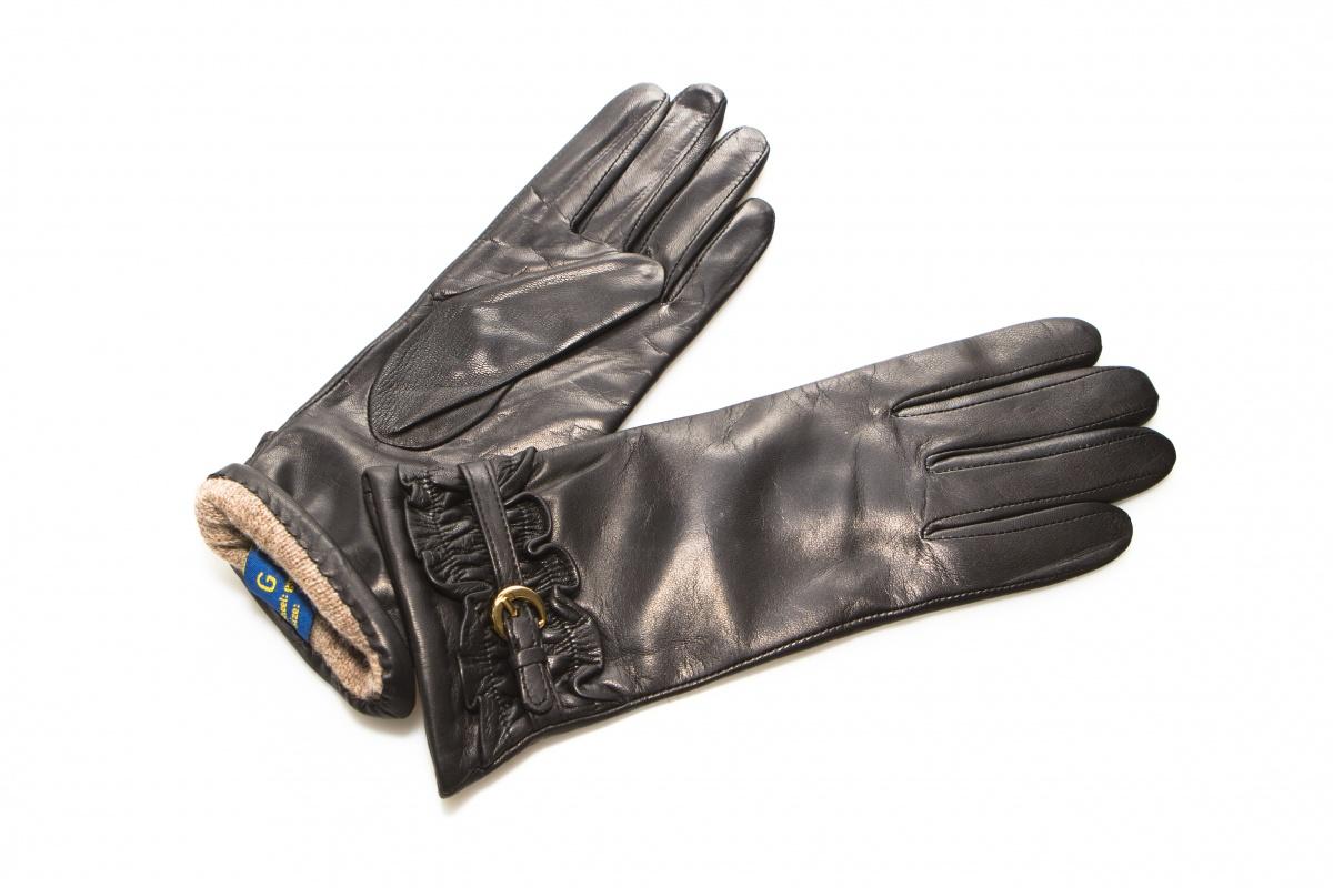 Перчатки Gantes, женские и мужские. Нат.кожа/замша, без рядов. Выкуп-1