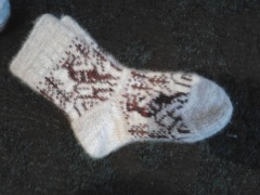 Сбор заказов. Готовимся к холодам заранее. Теплущие носки и варежки для всей семьи - 12