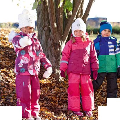 Финская одежда для всей семьи - 11.