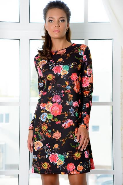 Сбор заказов. Стильные, качественные, наши! Платья для кокетливых модниц от 600 руб.! Есть большие размеры. Яркие осенние новинки.