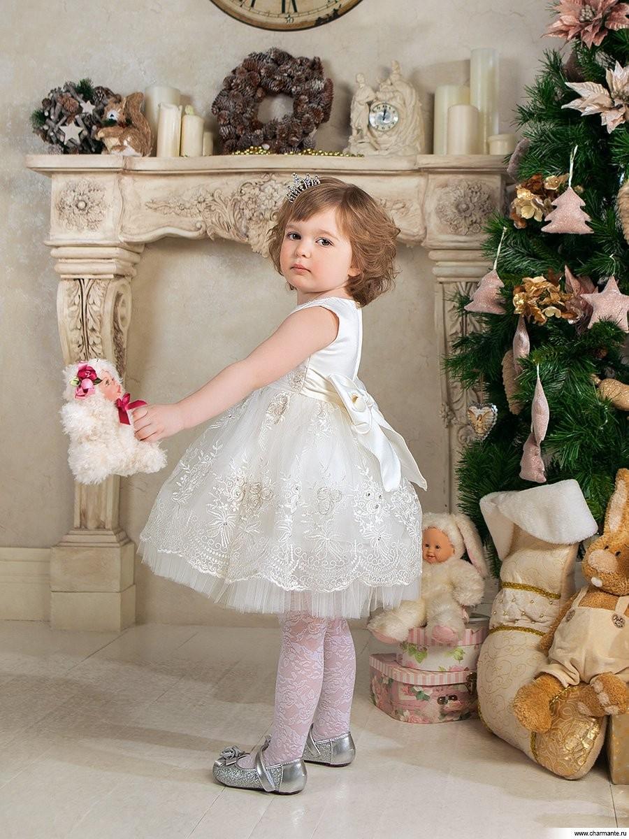 Сбор заказов. Только одна закупка супер платьев для дочек к Новому году. Самые красивые платья Charmante Perlitta.
