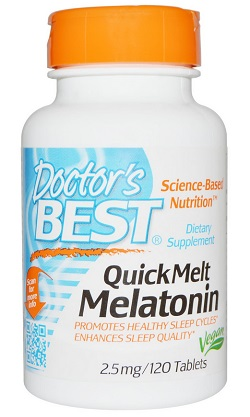 Doctor's Best Quick Melt ���������