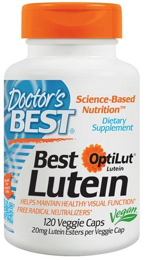 Doctors Best Лютеин