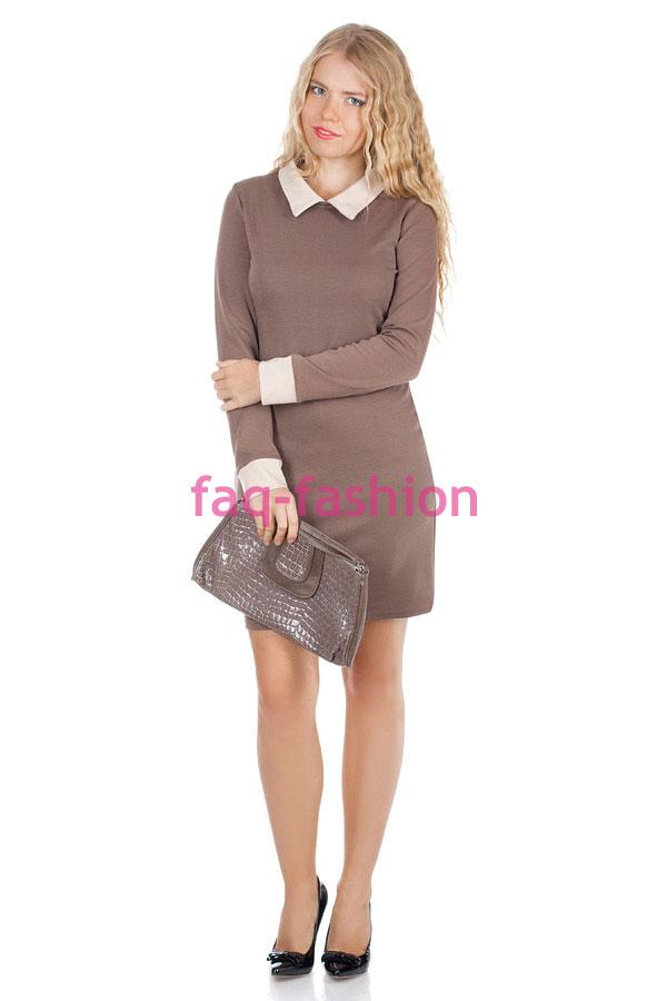 На работу и в кафе в платье по супер цене!!!