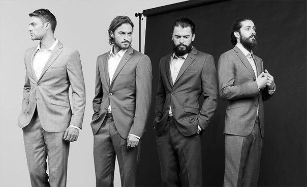 Сбор заказов Мужские костюмы Alfred Muller. Скоро праздники, наряжаемся