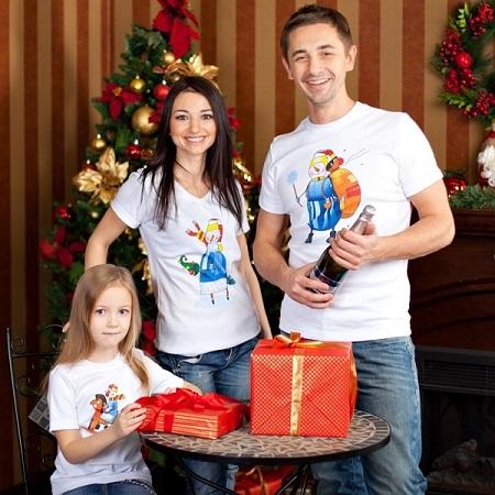 BeFamily-12. Одинаковая одежда для детей и взрослых. Для семейных фотосессий и на каждый день, отличные подарки нашим близким! Новогодняя тематика.