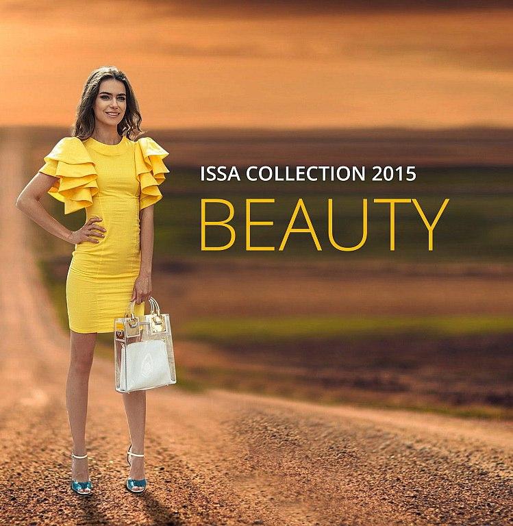 Сбор заказов.TM ISSA PLUS - новый,уникальный, динамичный бренд