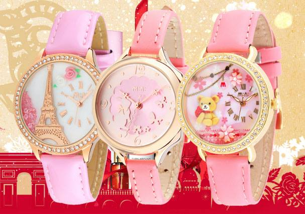 Сбор заказов. Часы MiniWatch, как произведение искусства. Первые в мире часы для счастливых! Готовимся к Новому году. Выкуп 17
