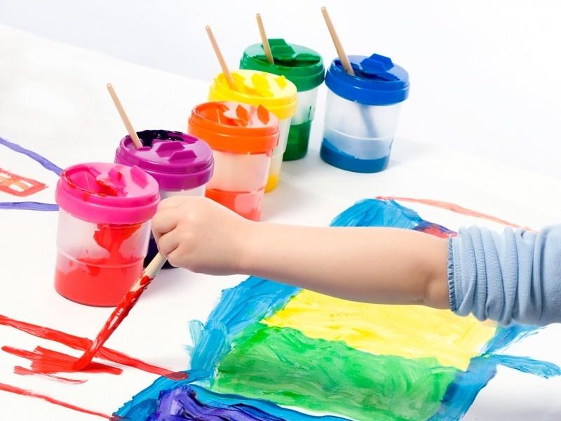 Сбор заказов. Лепим, творим, малюем. Товары для детского творчества Луч. Краски, карандаши, пластилин, трафареты