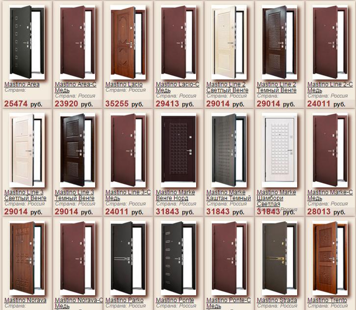 Красивые, надежные и недорогие входные двери в интернет-магазине Интерьер+