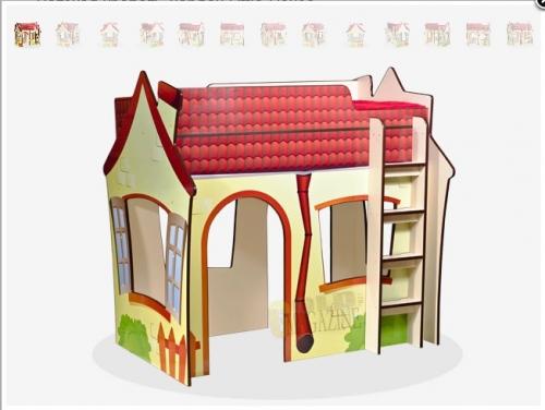 Сбор заказов. Sale!!! Детская мебель-38. Кровати-машинки, комоды-заправки, шкафы, стеллажи, стол-стул, двухъярусные кровати-автобусы, кровати-кареты для девочек, кровати-чердаки, тумбы! Кровати-машинки по выгодной антикризисной цене!