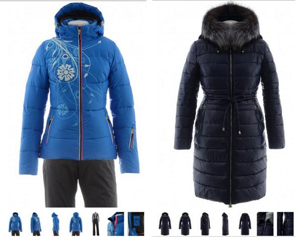 Fashion куртки-46. Разнообразная женская верхняя одежда на зиму и весну, от 38-го до 66-го размера. Есть хорошая горнолыжка почти даром!