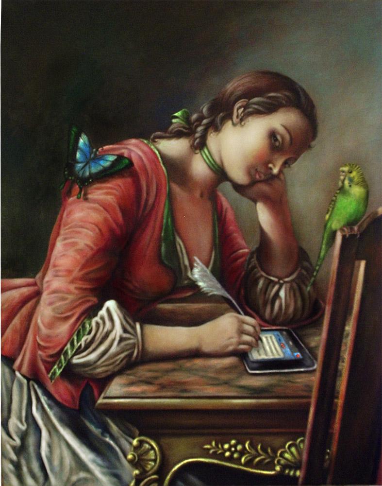 я Вас покорнейше прошу, доставить письмо сие... (с) Пушкин Барышня-крестьянка крестьянка
