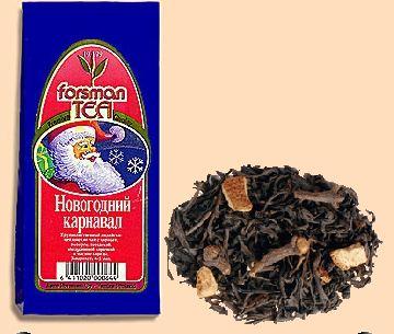 Новогодний чай и не только