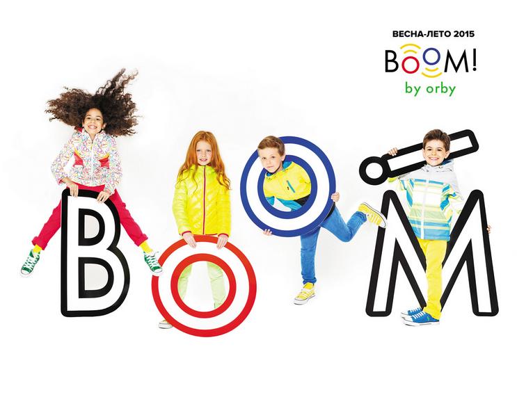 Boom! by Orby! Коллекции Зима 2015/16 и Осень 2015! Акция! Только в этом сборе скидки на новую коллекцию -20%! А так же