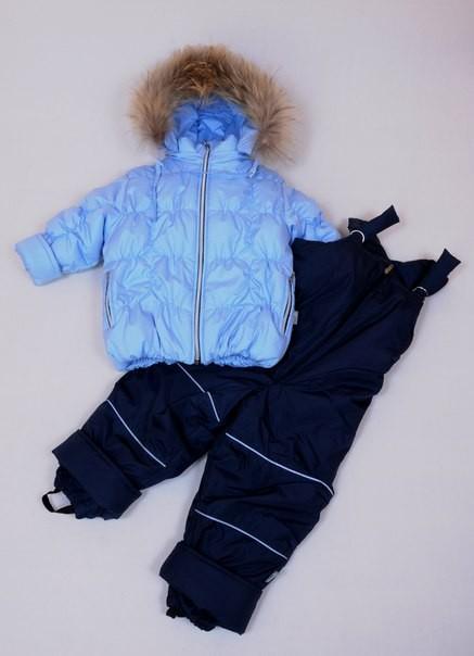 пристрою новый зимний костюм на мальчика рост 98