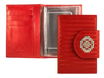 Сбор заказов. Кожгалантерея Elisir-2. Портмоне, бумажники водителя, обложки на паспорт , визитницы, косметички и пр