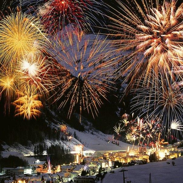 Подготовимся к празднованию Нового года с салютами, хлопушками, фейерверками, петардами