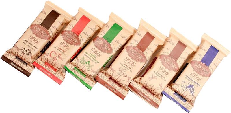 Вкусные Хлебцы от бренда ЭкоХлеб для взрослых и детей! Выкуп 1