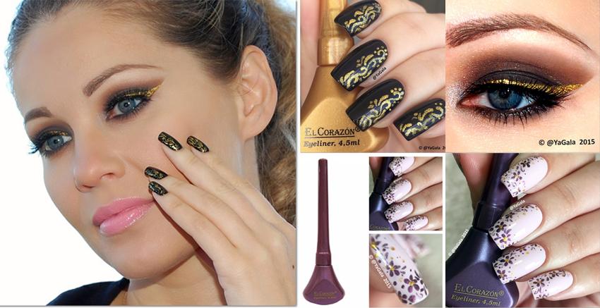 Косметика El Corazon-красота доступна каждому!Огромный выбор лаков,карандашей,теней,пудры,помады и блесков!35классные