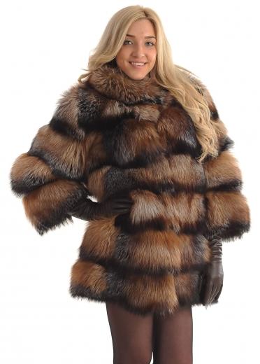 Сбор заказов. Меховые жилеты и пальто. Из натуральных мехов: рысь, норка, чернобурка, лиса, песец, кролик, ягненок и многое другое! Без рядов! До 70 размера! Галереи! Made in Turkey. Выкуп-2.