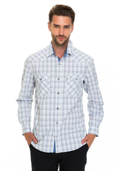 Сбор заказов. Фирменные мужские рубашки (клетка, полоска) размеры от 46 до 70. Westrenger - стиль на все времена