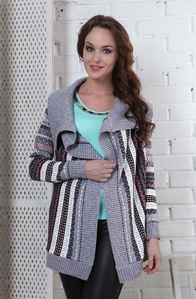 Сбор заказов. Стильная и модная трикотажная одежда с натуральной шерстью, хлопком и льном от 40 до 72 размера