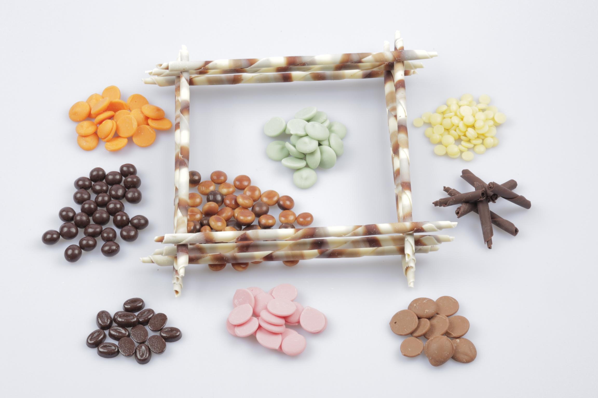 Настоящий шоколад из Италии и Бельгии. Готовим подарки к Новому году! Новые и старые галереи!