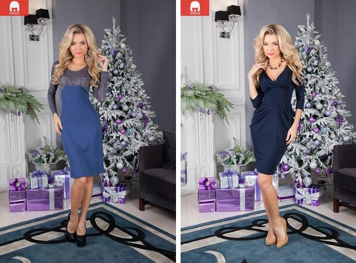 ВиШня-21. Вкусные платья для нежных, милых, женственных. Много новогодних моделей!