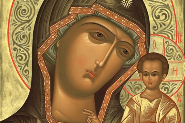 Православные отмечают праздник Казанской иконы Божьей Матери