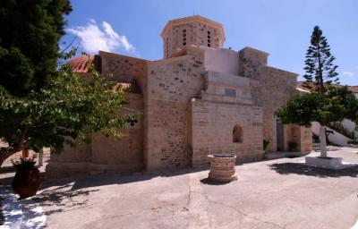 Монастырь Agarathos
