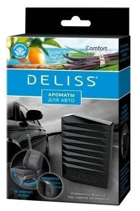 Огромный пристрой из распродажи ароматизаторов для автомобиля Deliss и Био-поглотителей неприятного запаха для
