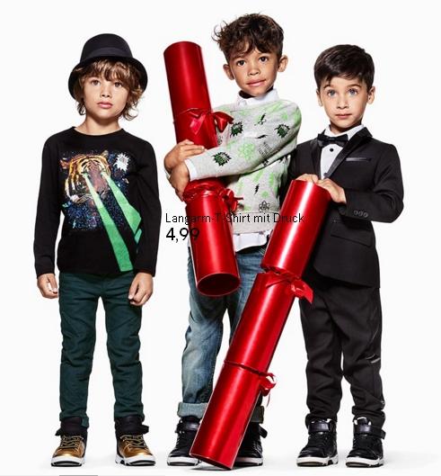 H&M - Новая коллекция к Рождеству!